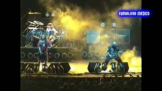 Slayer - 04 - Spirit In Black. Chile 1998. The best crowd of the world