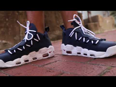 Nike Air More Money 4th Of July (Dope