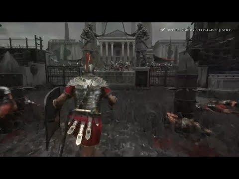 Ryse Son of Rome - Longplay Chapitre 6 - Pax Romana