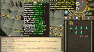 Runescape Visage Drop + Buying Ags (Original)