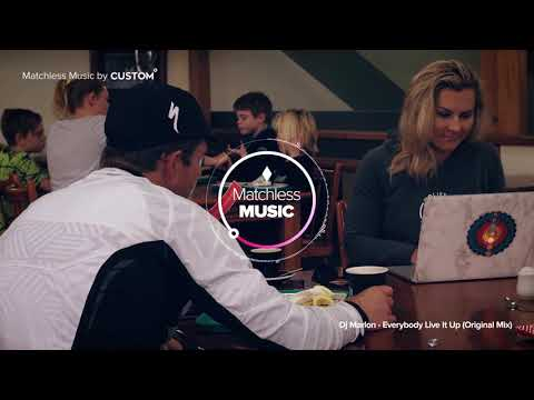 TRAVEL NEW ZEALAND: Dj Marlon - Everybody Live It Up (Original Mix)