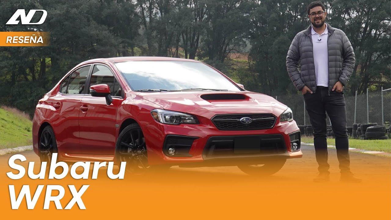Subaru WRX - El Sport sedan solo para conocedores