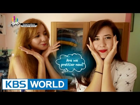 K-Pop World Festival Global Audition 2015 - Ep.6: Morocco