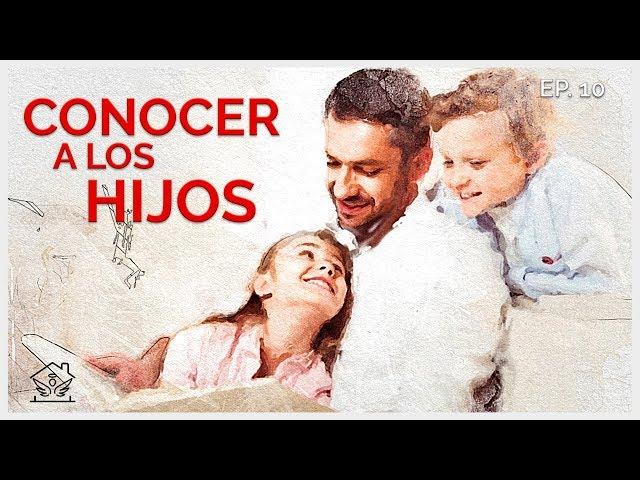 Conocer a los hijos   El ángel de tu hogar