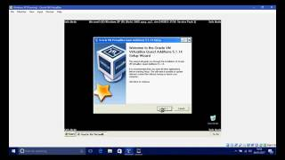 VirtualBox | Install Guest Additions & DirectX Support