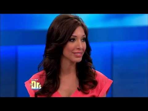 Teen Mom's Farrah Abraham on Her Plastic Surgery Scare -- The Doctors
