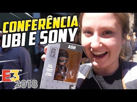 APARECI NO TELÃO DA UBISOFT NA E3!| 🌎MUNDO AFORA