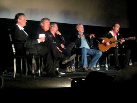 "Monty Python Reunion - Cast Sings ""The Galaxy Song"""