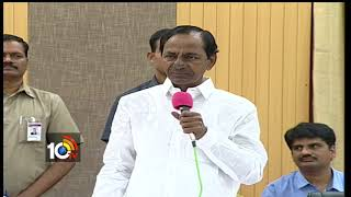 CM KCR given Good News For TS Home Guards