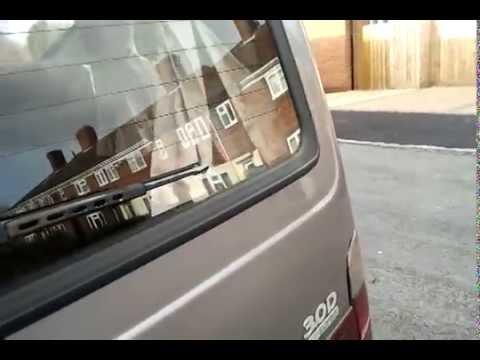 Toyota Hiace Supercustom 1kz Te Khz100 Van Mpv Minibus For