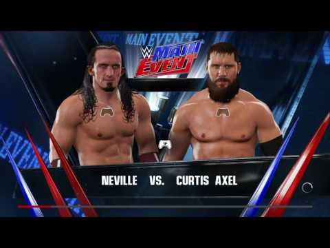 WWE Main Event Live in Iraq Week 1 (WWE 2k17)
