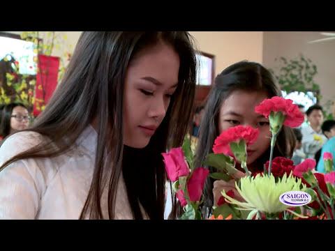 Chua Phap Quang Dang Hoa Cung Phat Dau Nam Mua LAn   PSCD