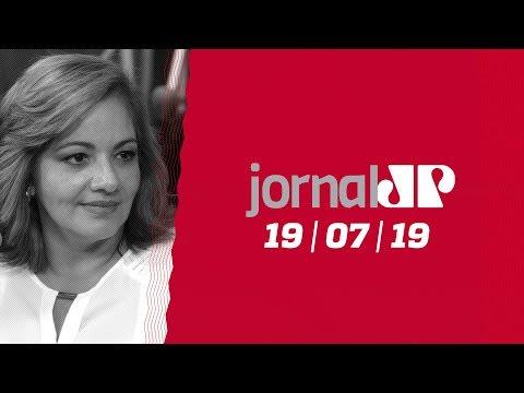 Jornal Jovem Pan - 19/07/19