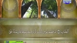 تلاوة مباركة للجزء الثامن والعشرون  مع القارئ الشيخ عبد الرشيد الصوفي