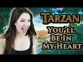 Tarzan - You'll Be in my Heart (Disney Cover by Minniva feat. Quentin Cornet)
