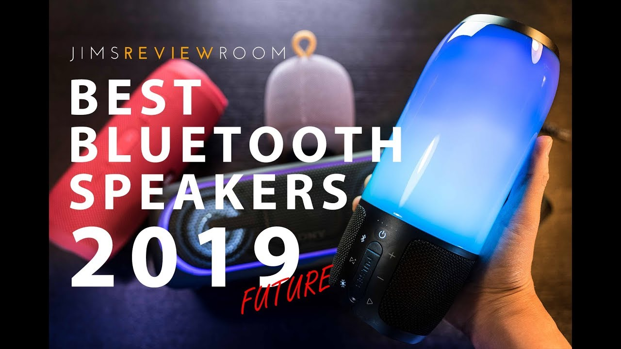 Top 5 BEST Bluetooth Speakers for 2019 !