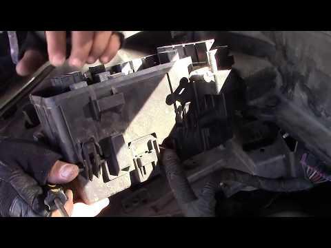 How to replace torque strut motor mount | GMC Acadia Forum