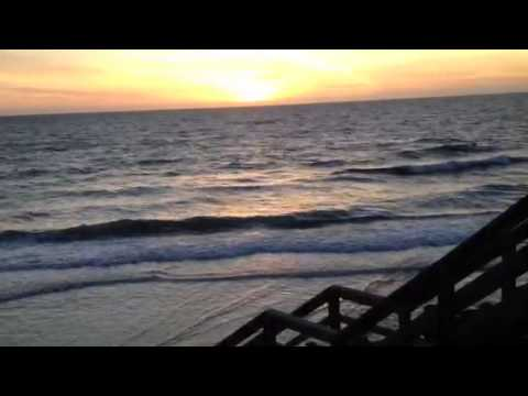 Sunset at Adelaides West Beach