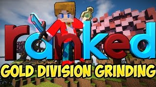 Gold Division Grinding | Ranked Skywars | Skywars #14