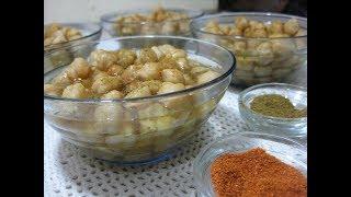 الطريقة الصحيحة لتحضير الأكلة الشعبية الشهيرة :الحمص بالكمون / Cumin Hummus
