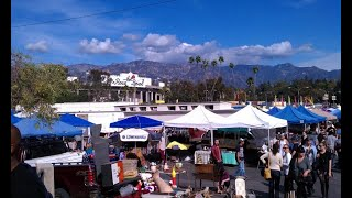 Pasadena Flea Market, Mansions and Icons promo