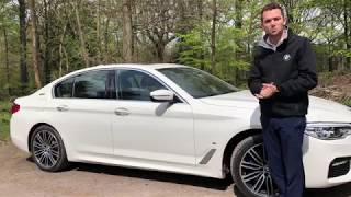 BMW 530e Review