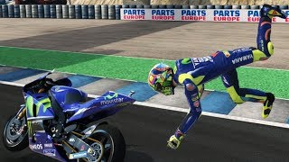 MotoGP 17 - Crash Compilation (PC HD) [1080p60FPS]