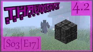 Minecraft [Thaumcraft 4.2] #17 - Руническая Матрица!!!