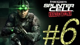SPLINTER CELL ESSENTIALS PPSSPP PART 6.