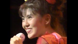 ライブビデオ「思いのままに YOKO MINAMINO SUMMER CONCERT '89」より。