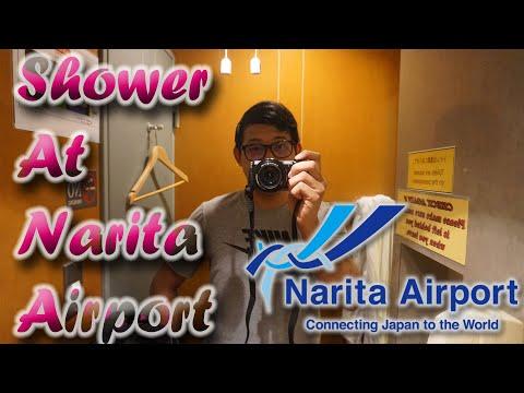 Only $10 For Taking Shower at Narita Airport (Tokyo, Japan) | จ่ายแค่ $10 อาบน้ำที่นาริตะ ญี่ปุ่น
