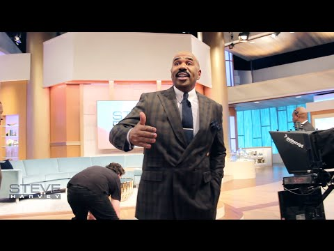 Steve Harvey Uncut: For every woman that needs a man… || STEVE HARVEY
