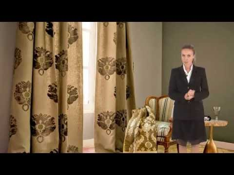 Pose de rideaux sur mesure Boulogne billancourt - YouTube