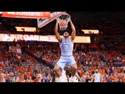 UNC Men's Basketball: Carolina Edges Clemson in OT, 89-86