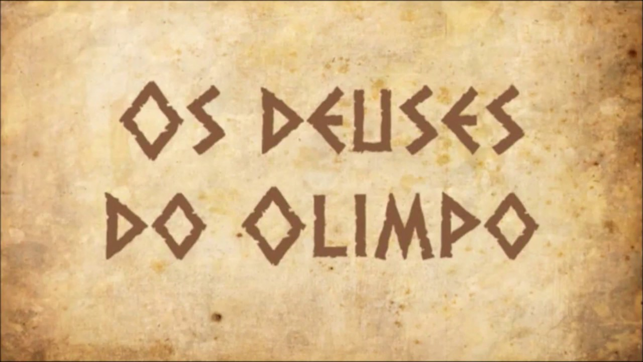 Os Deuses Do Olimpo Mitologia Grega Youtube