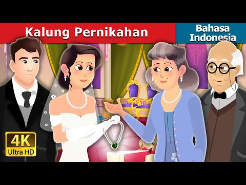 Kalung Pernikahan | Wedding Necklace Story | Dongeng Bahasa Indonesia from YouTube · Duration:  11 minutes 30 seconds