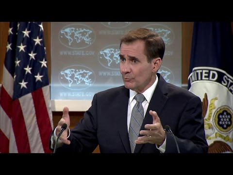 Daily Press Briefing- August 31, 2016