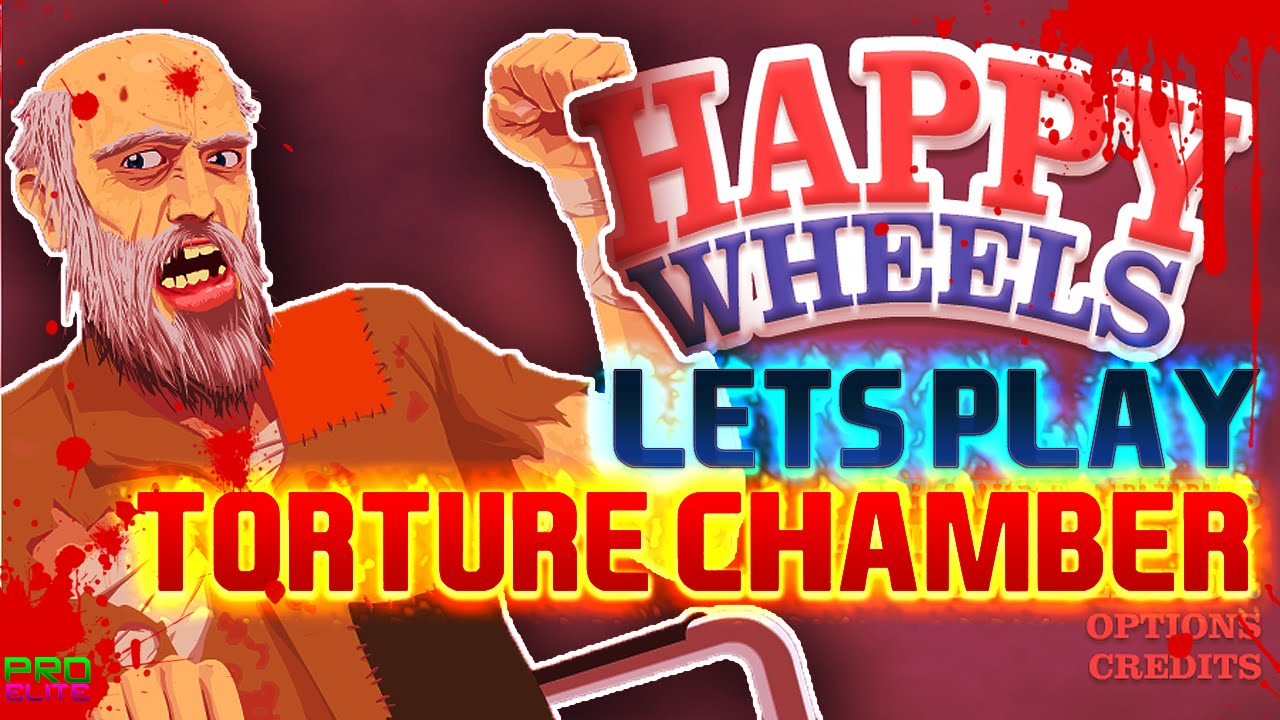 Lets play happy wheels torture chamber youtube - Let s play happy wheels ...