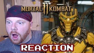 Mortal Kombat 11 Official Trailer - Krimson KB Reacts