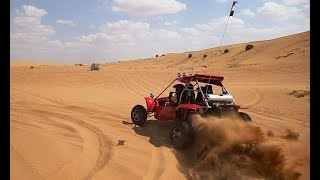 Dubai Dune Buggy Off Road Desert Adventure Safari