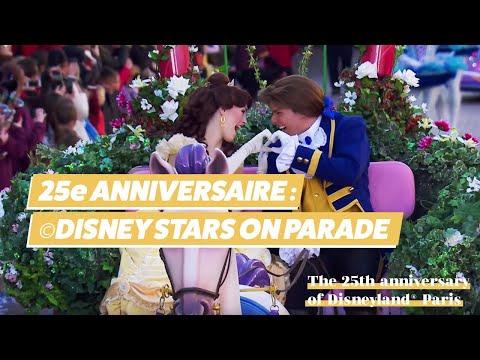 [REPLAY] Disney Stars on Parade brille de mille feux pour nos 25 ans