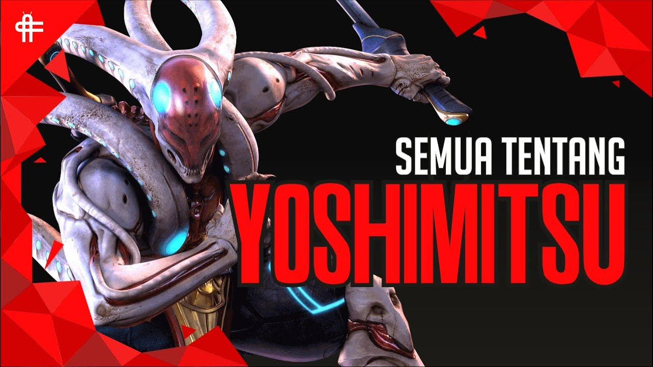 Robot atau Alien? Semua Tentang Yoshimitsu Versinya si ANAKTUA