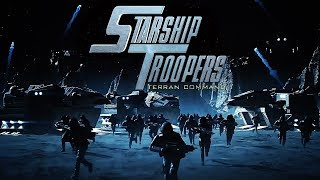 Starship Troopers: Terran Command   Official Announcement Trailer