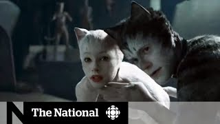 Trailer for Cats provokes strong reaction online