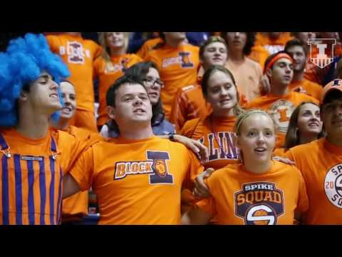Illinois Fighting Illini 2016-17 All-Sports Music Video