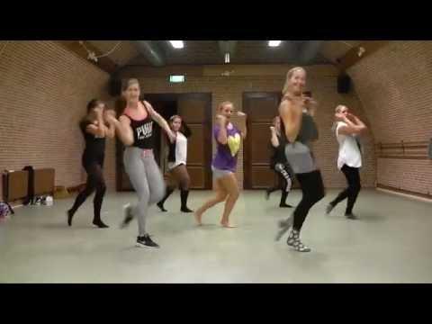 PUUR by Dinne Groothuis: Ne-Yo - Friend like me   Broadway Jazz Choreography