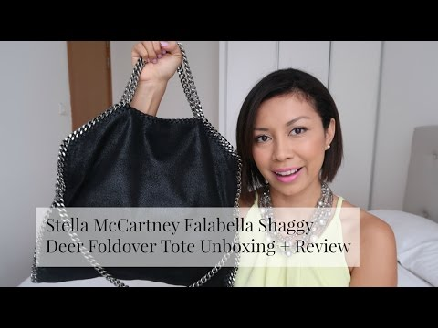 Stella McCartney Falabella Shaggy Deer Fold Over Tote Review