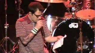 """Weezer ~ """"Pumped Up Kicks"""" (Costa Mesa, CA) Video"""