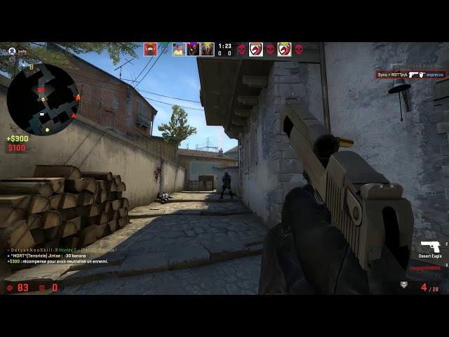 3 Shot DGL Inferno
