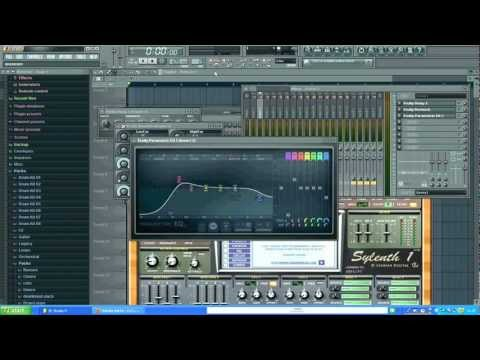 FL Studio Progressive House Synth In Sylenth1